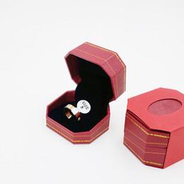 Großhandel Luxus Schmuck Silber Gold Rose vergoldet CZ Diamant Stein Ehering Für Frauen Männer Paar Liebe Ring Mit Original box