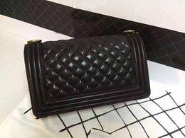 $enCountryForm.capitalKeyWord NZ - AXDE 100% Sheepskin Ladies Luxury Gold chain Silver Chain Genuine Leather Tote Shoulder Bags Women Handbags Famous Brands Bolsas Design