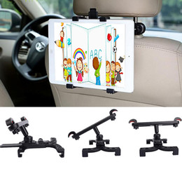 $enCountryForm.capitalKeyWord NZ - Universal 7-11 inch Car Back Seat Headrest Tablet PC Mount Holder for iPad 2 3 4 Air 5 Air 6 SAMSUNG Tablets