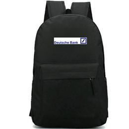 $enCountryForm.capitalKeyWord UK - Deutsche backpack Germany money daypack Bank print schoolbag Logo leisure rucksack Sport school bag Outdoor day pack