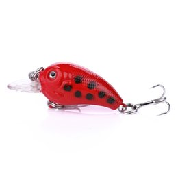 $enCountryForm.capitalKeyWord Australia - New Crankbait Fishing lure 1pc 45mm 4.2g 0.3-0.9m Wobbler Floating Crank bait Artificial Hard Fishing lure Saltwater Free shipping