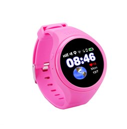 gps tracking devices kids 2019 - New Child Smart Watch T88 With GPS Global Positioning Baby Watchs Kid Safe Anti-Lost Monitor SOS Call Location Device Tr