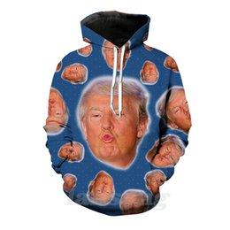 Tees Hoodies Australia - donald trump 3d print hoody tee shirt sweatshirt hoodie pants men harajuku funny pullover streetwear hip hop tracksuit jacket