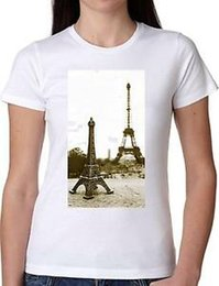Girl S Toys Australia - T SHIRT JODE GIRL GGG22 Z1085 PARIS MODEL TOY FRANCE EIFFEL LIFESTYLE FASHION CO