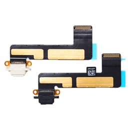 $enCountryForm.capitalKeyWord Australia - For iPad mini 1 Dock Connector Charging Port Flex Cable black and white