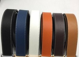 China Fashion Men Genuine Leather Design Belts High Quality Gold and Silver Buckle Mens Belts Jeans Cow Strap For Women Belt suppliers