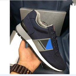 men s breathable summer shoes NZ - 2019 Spring and summer new sports and leisure men\'s shoes imported special fabrics all leather upper wear bottom comfortable trend 12.
