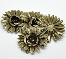 $enCountryForm.capitalKeyWord NZ - ronze filigree Free Shipping! 10PCs Antique Bronze Filigree Flower Embellishments Connectors Metal Crafts Gift Decoration DIY 5.8x5.8cm J...