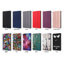 Flip Covers For Samsung Galaxy S Australia - Magnet Stand PU Leather Flip Cover for Samsung Galaxy Tab A 8.0 2019 SM-P205 P200 (with S Pen) Tabelt Protective Skin Shell+Stylus