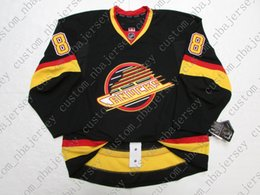 f93769075f9 Cheap custom CHRIS TANEV VANCOUVER CANUCKS FLYING SKATE JERSEY stitch add  any number any name Mens Hockey Jersey XS-5XL