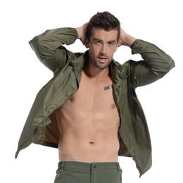 f5edde73305 Summer Tactical Navy Seal Lightweight Camouflage Jacket Men Waterproof Thin  Hood Raincoat Windbreaker Military Army Skin Jackets