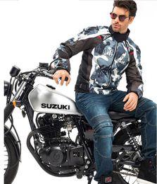 Nylon Racing Motorcycle Jacket Australia - New model winter warm motorcycle off-road jackets knight jackets cycling jackets Racing off-road jacket windproof have peotection