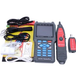 Wholesale NF CCTV Cable Tester Analog CVBS Signal The PAL NTSC Multi system Color Bar Video Generator