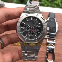 $enCountryForm.capitalKeyWord Australia - Luxury Watch Mechanical Automatic Wristwatches Mens Designer Watches 45mm 316L Stainless Steel Case Bracelet Black Dial montre de luxe