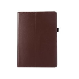 Genuine Leather China Australia - Classic REAL Genuine Leather Tablet Case Cover For iPad AIR AIR2 5 6 9.7 with Stand Shockproof Leather Tablet Case