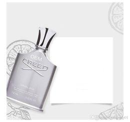 Os mais recentes Perfume melhor qualidade Creed Himalaya Millesime para Fragrance Men 120ml Natural Desodorante Incenso frete grátis Rápido em Promoção