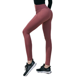 8e659eafb8830 2019 Women Yoga Pants High Waist Super Stretchy Gym Leggings Push Up Fitness  Tights Running Gym Sportwear Seamless Leggins
