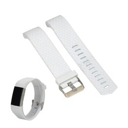 $enCountryForm.capitalKeyWord Australia - 10 Colors New Replacement Silicone Soft Silicone Watch Band Wrist Strap For Fitbit Charge 2 Band Charge 2 Heart Rate Smart 40