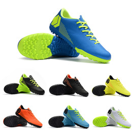 $enCountryForm.capitalKeyWord Australia - VAPORX 12CLUB TF Indoor CR7 turf Cristiano 2018 Mens Ankle Football Boots Soccer Shoes Soccer Cleats