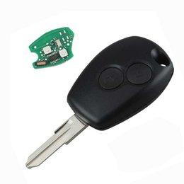$enCountryForm.capitalKeyWord Australia - 2 Button Replacement Remote Key Fob 433MHz PCF7946 for Renault Kangoo 2003-2008