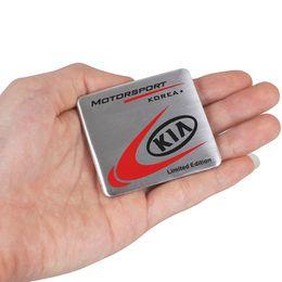 $enCountryForm.capitalKeyWord Australia - Car Styling 3D Metal Development limited edition Sticker Emblem Decal For Kia Ceed Rio Sportage R K3 K4 K5 Ceed Sorento Cerato