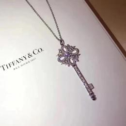 Model Charm Australia - 2019 Latest model locket Pendant necklaces for women charming fashion Key Pendant