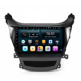 $enCountryForm.capitalKeyWord Australia - Android 9 inch 8-core for hyundai elantra 2014 Car PC Multimedia Player Radio WIFI Bluetooth GPS Navigation Wifi Head Unit