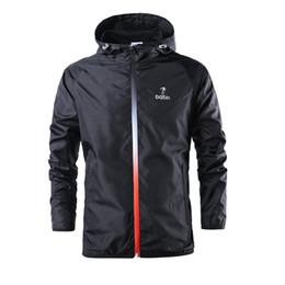 $enCountryForm.capitalKeyWord Australia - 2018 New Spring Summer Mens Fashion Outerwear Windbreaker Men' S Thin Jackets Hooded Casual Sporting Coat Big Size Windproof