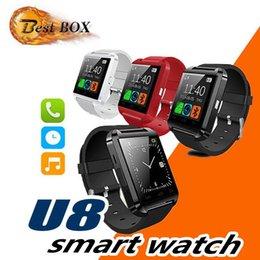 $enCountryForm.capitalKeyWord Australia - smart bluetooth watch,u8 smartwatch mobile watch u8 ,Cheap android touch screen u80 U8 smart watch with u8 bluetooth smartwatches