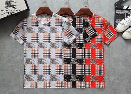 Money Print Shirts Australia - Factory direct sale Mens Luxury Money Letter Print T-Shirts Brand Short Sleeve Designer Males Fashion Streetwear Tees Tops