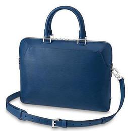 $enCountryForm.capitalKeyWord Australia - 2019 M51691 OLIVER BRIEFCASEReal FASHION CLACCIS MEN Caviar Lambskin Le Boy Chain Flap Bag HANDBAGS SHOULDER MESSENGER BAGS TOTES