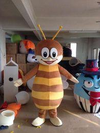 $enCountryForm.capitalKeyWord Australia - 209Factory direct sale hot bee boy doll Fancy Dress Cartoon Adult Animal Mascot Costume free shipping