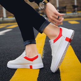 nice sneakers Australia - Nice Fashion Brand Men Casual Shoes Leather Men Shoes Lace-up Breathable Soft White Sneakers Casual Flats Men Loafer Apr15