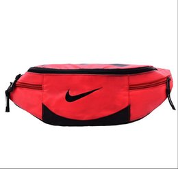 dbe20a48e34 HOT 2019 outdoor NIKE Chest pack Women s Waist Bag Belt Bag Fanny Packs Bag  Waist Pack High Quality Travel Money Belt  NK326