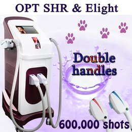 $enCountryForm.capitalKeyWord Australia - New Skin Machine CE 7 filters OPT machihne OPT SHR Handle laser fast hair remove 600000 shoots