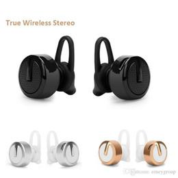 $enCountryForm.capitalKeyWord Australia - TWS M99 Mini Twins True Wireless Stereo Bluetooth Earphones CSR 4.1 Handsfree headset Dual bluetooth Earbuds for iphone samsung huawei xiaom