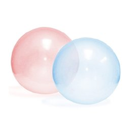 Chinese  Amazing Wubble Bubble Ball Balloons Elastic Force Water Airballoon Outside Adult Kids Toy Red Blue Eco Friendly New Arrival 21ct2 C1 manufacturers