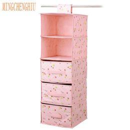 $enCountryForm.capitalKeyWord Australia - Underwear Sort Home Storage box Fashion door Cabinet Storage Wardrobe closet organizer Hanging Storage Boxes Clothing