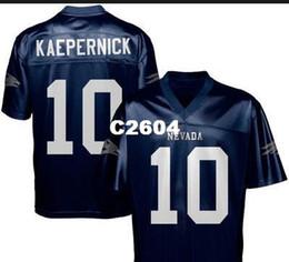 $enCountryForm.capitalKeyWord Australia - Men #10 Colin Kaepernick Nevada Wolf Pack Alumni College Jersey or custom any name or number jersey
