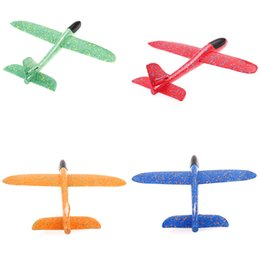 $enCountryForm.capitalKeyWord NZ - 1pcs Free Fly Glider Airplane Made Of Foam Plastic Epp Hand Launch Aircraft Hand Throw The Plane Model Toys Gift For Children