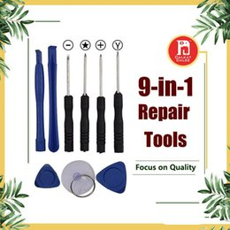 Wholesale Screw Driver Tool Kits Cell Phone Repair Tool Set Torx Screwdriver For iPhone Samsung HTC Sony Motorola LG free DHL