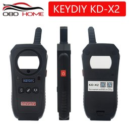 Dodge Remote Keys Australia - 2019 Hot Sale OBD2 Car Diagnostic tool KEYDIY KD-X2 Car Key Garage Door Remote kd x2 Generater Chip Reader Frequency