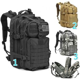 Chinese  40L Tactical Assault Pack Backpack Army Molle Waterproof Bug Out Bag Small Rucksack for Outdoor Hiking Camping Hunting manufacturers