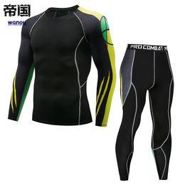 $enCountryForm.capitalKeyWord Canada - Sportswear Tracksuit Men NEW T shirt Pants Fitness Sports Running Yoga Gym High Elastic Quick Dry Breathable Bodysuit