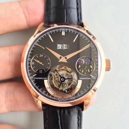 $enCountryForm.capitalKeyWord NZ - designer watches Complex function true tourbillon wrist watch. Manual 5525 true tourbillon 42 mm luxury mens watches montre de luxe