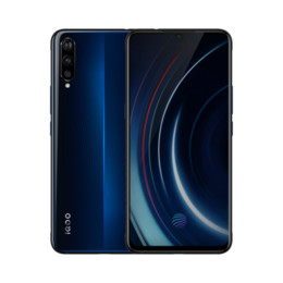 "Original VIVO IQOO 4G LTE Mobile Phone 6GB RAM 128GB ROM Snapdragon855 Octa Core Android 6.41"" AMOLED 13.0MP Fingerprint ID Smart Cell Phone on Sale"