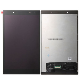Wholesale NEW LCD Screen Digitizer Assembly for Lenovo Tab 4 8 inch 8504 TB-8504F TB-8504X Black White