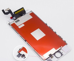 iphone 6s screens NZ - 2019 new Wholesale For iPhone 6s Plus LCD Display With Touch Screen Digitizer 5.5 inch DHL Free