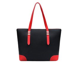 fashion office handbag UK - Simple Portable Shoulder Bags Big PU Handbags Bags For Women Totes Office Ladies Purse Female Leather Zipper Messenger