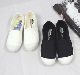 $enCountryForm.capitalKeyWord NZ - Unique2019 Dawdler Pedal Single Woman Incense Sail Cloth Shoe Fault Code Small Flaw Flat Bottom Wash Casual Shoes